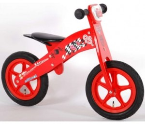 E&L Cycles K-555 Rowerek Biegowy Disney Cars (0564, E&L Cycles)