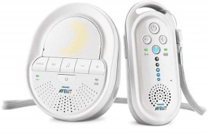 Philips avent scd506/52 niania dect monitor audio